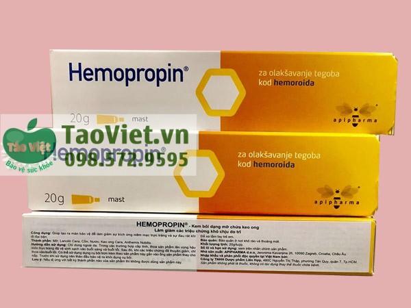 Thuốc HemopropinThuốc Hemopropin