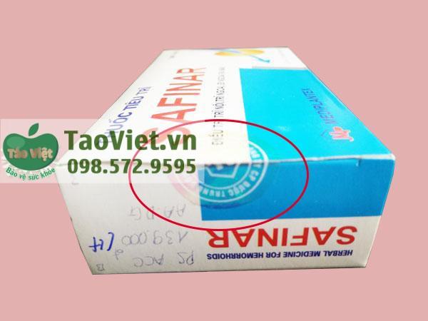 Thuốc Safinar