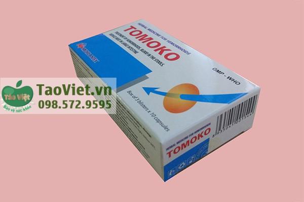 Thuốc Trĩ Tomoko là thuốc gì?
