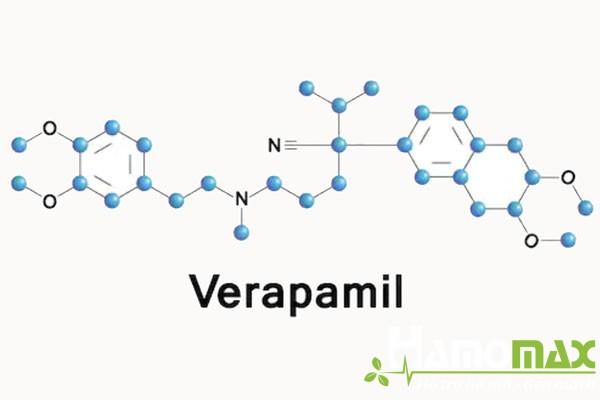Verapamil là một trong những thuốc nổi bật trong điều trị tăng huyết áp