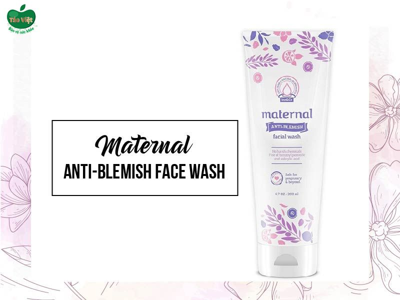Maternal Anti-Blemish Face Wash