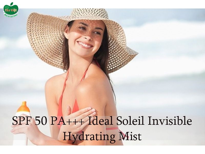 Vichy Ideal Soleil Invisible Hydrating Mist