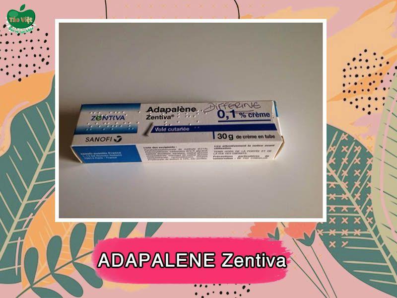 Adapalene Zentiva