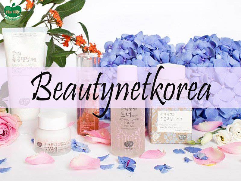 Beautynetkorea - Website cung cấp mỹ phẩm Hàn Quốc chính hãng