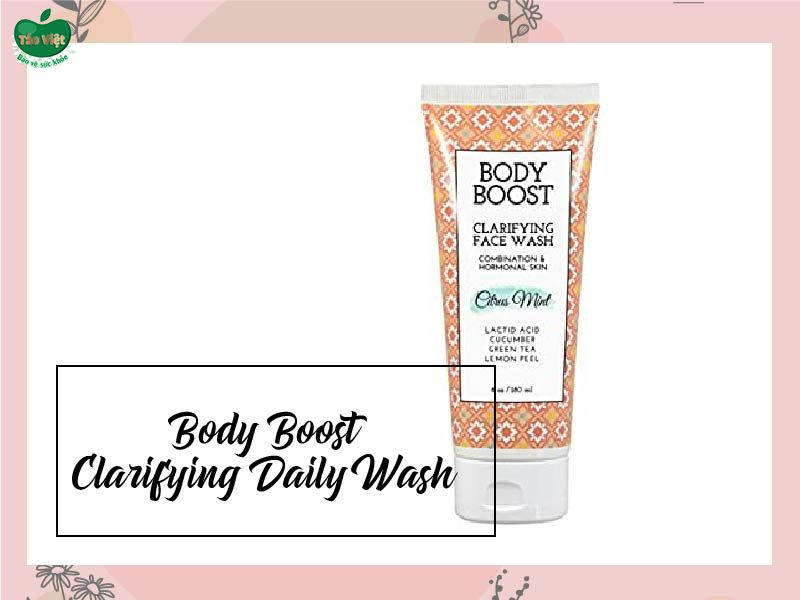 Body Boost Clarifying Daily Wash