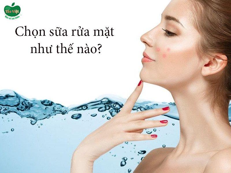 Cách lựa chọn dòng sữa rửa mặt Hada Labo phù hợp với loại da