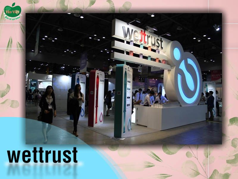 Vài nét về thương hiệu Wettrust Hàn Quốc