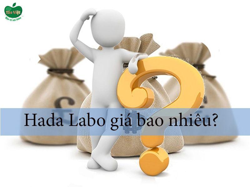 Hada Labo giá bao nhiêu