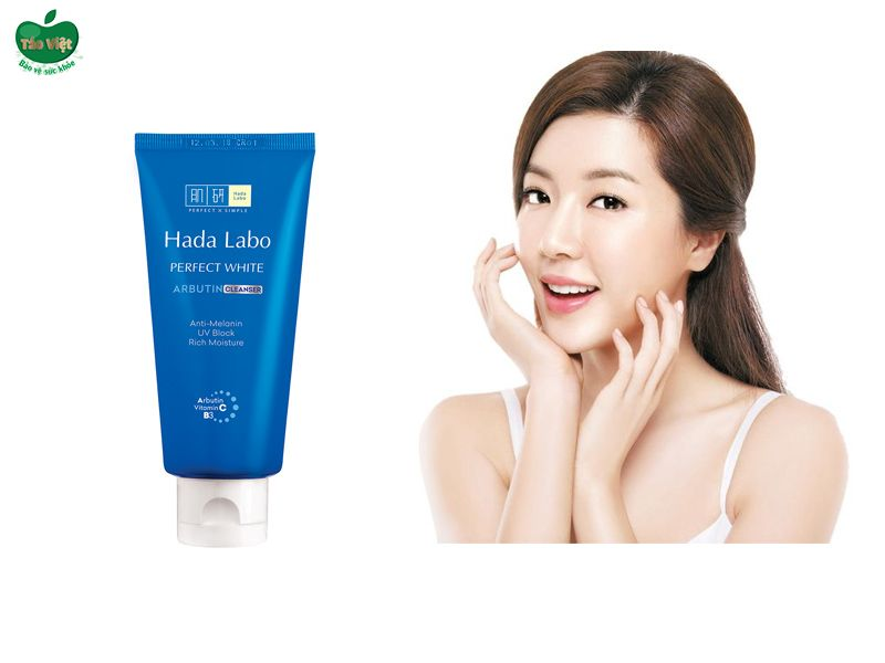 Thành phần Hada Labo Perfect White Arbutin Cleanser