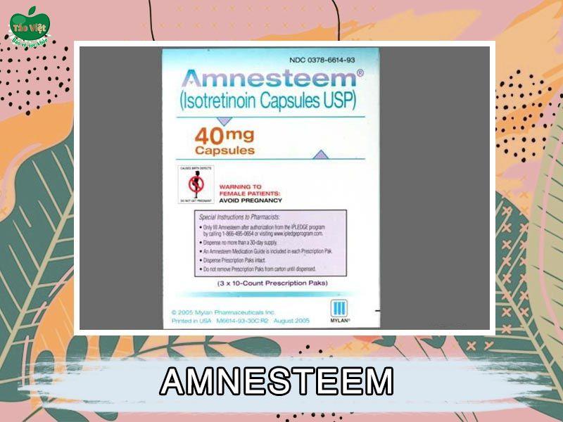 Amnesteem