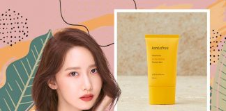 Kem chống nắng Intensive Long Lasting Innisfree