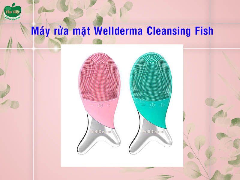 Tổng quan về máy rửa mặt con cá Wellderma
