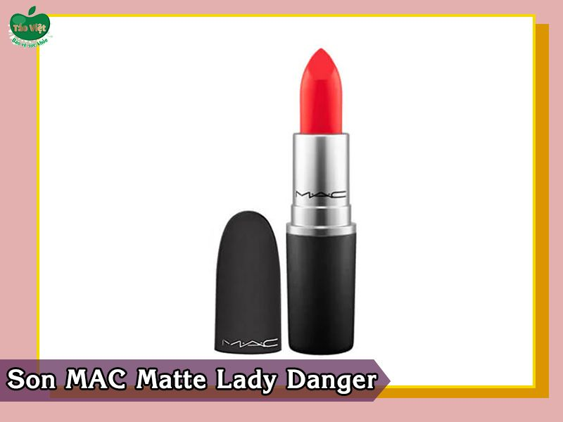 MAC Matte Lady Danger