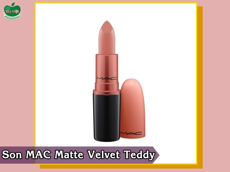 MAC Matte Velvet Teddy
