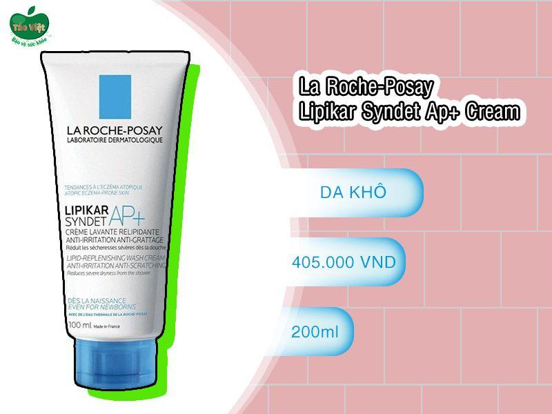 La Roche-Posay Lipikar Syndet Ap+ Cream