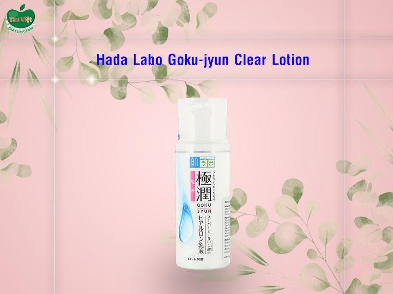 Hada Labo Goku-jyun Clear Lotion