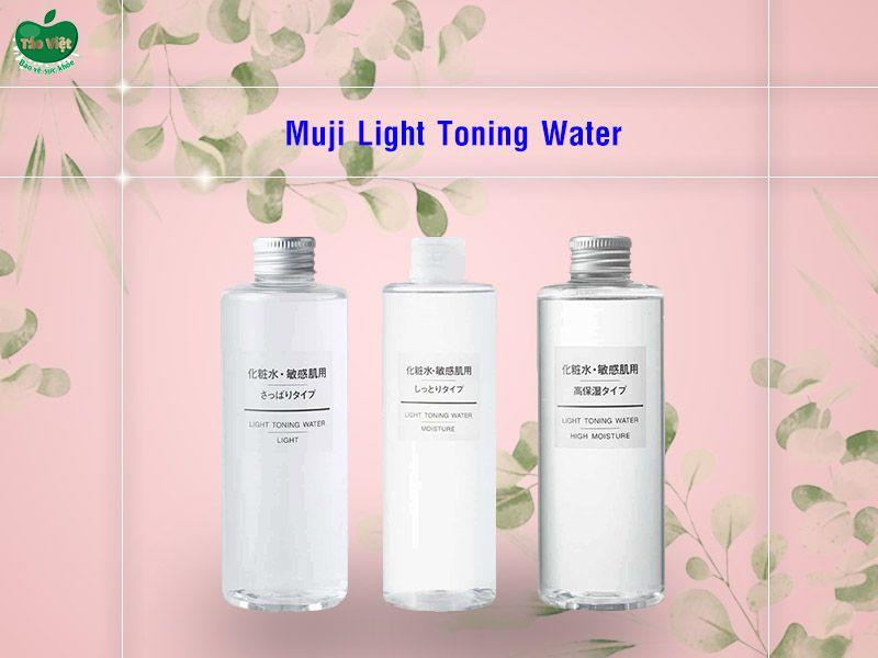 Muji Light Toning Water