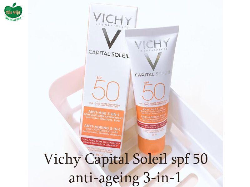 Vichy Capitalsoleil
