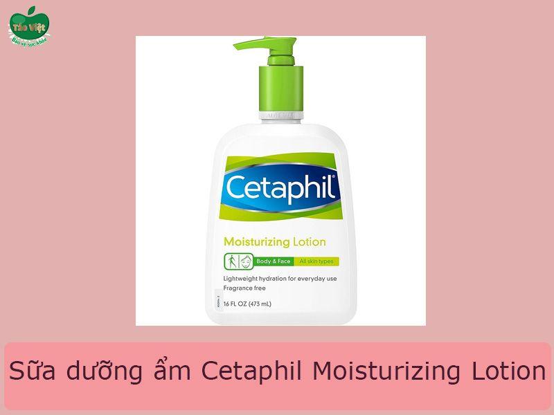 Thiết kế Cetaphil Moisturizing Lotion