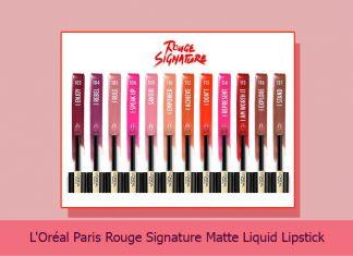 L'Oréal Paris Rouge Signature Matte Liquid Lipstick