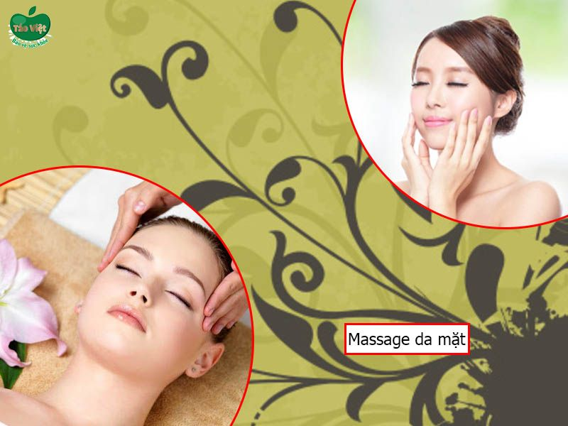 Massage nhẹ nhàng