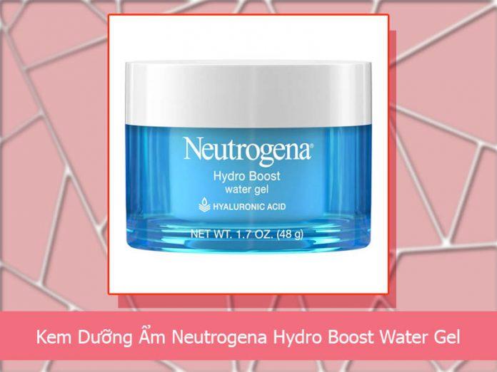 Sản phẩm Neutrogena Hydro Water Gel