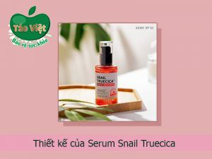 sản phẩmSản phẩm Serum Snail Truecica