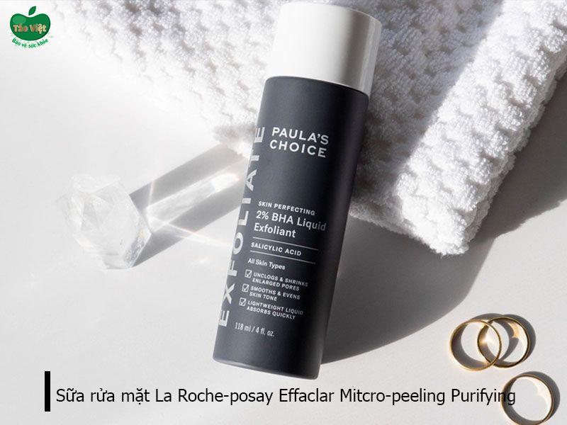 Thiết kế dung dịch tẩy tế bào chết PAULA'S CHOICE Skin Perfecting 2% BHA Liquid