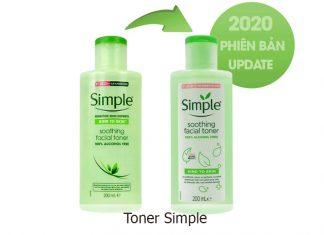 Toner Simple