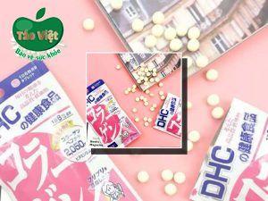 Viên uống Collagen của DHC