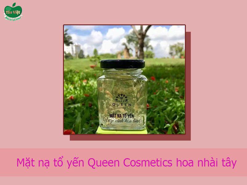 Mặt nạ yến collagen cánh hoa nhài tây