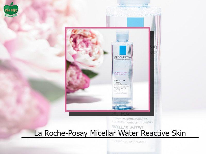 La Roche-Posay Micellar Water Ultra Reactive Skin