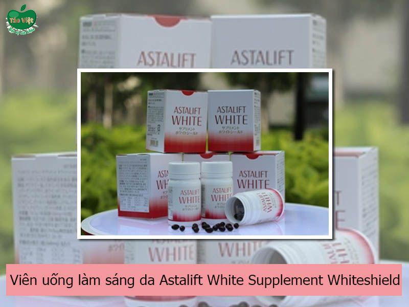 Viên uống làm sáng da Astalift White Supplement Whiteshield