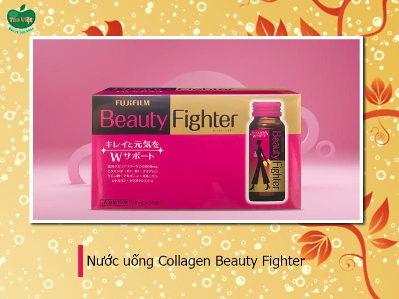 Nước uống Collagen Beauty Fighter