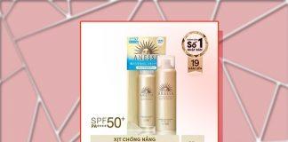Sản phẩm Perfect UV Sunscreen Skincare Spray