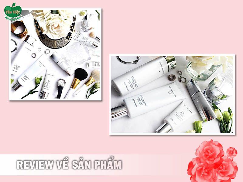 Review về sữa rửa mặt của Estee Lauder