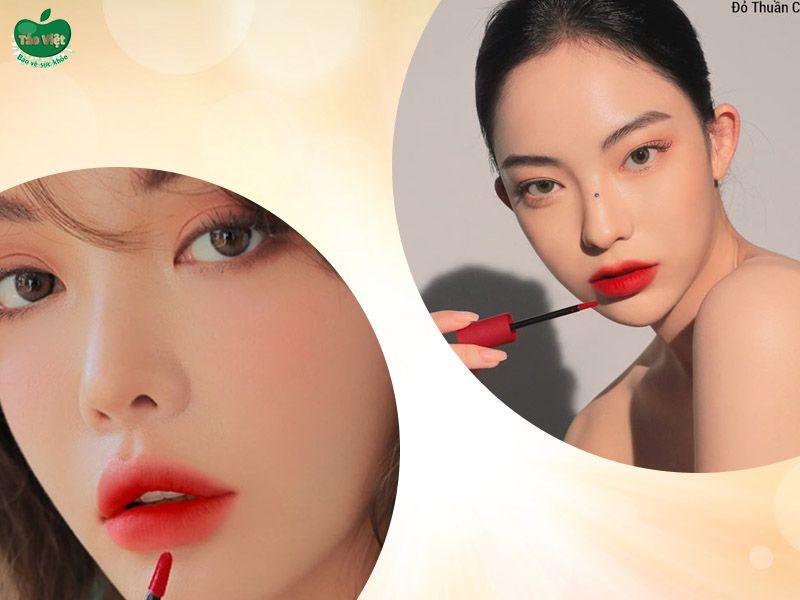 Son 3CE Blurring Liquid Lip Stick Start Now