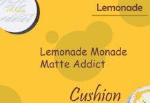 Phấn nước đơn Lemonade Matte SPF50+ PA+++