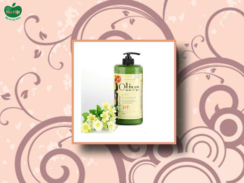 Dầu gội Olive Attractive