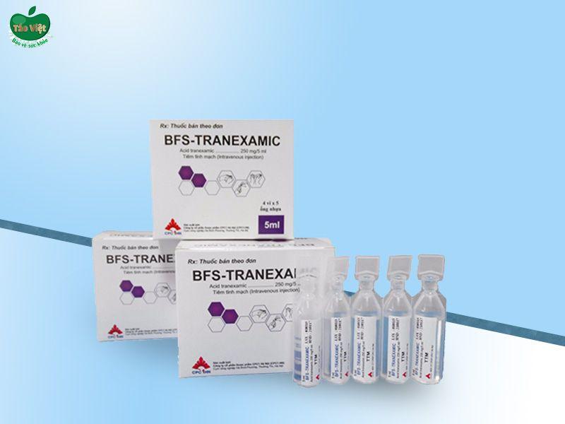 BFS-Tranexamic 500mg/10ml