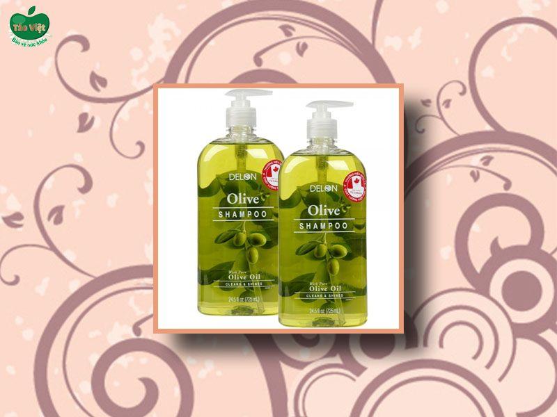 Dầu gội đầu Olive Shampoo Romantic Hàn Quốc