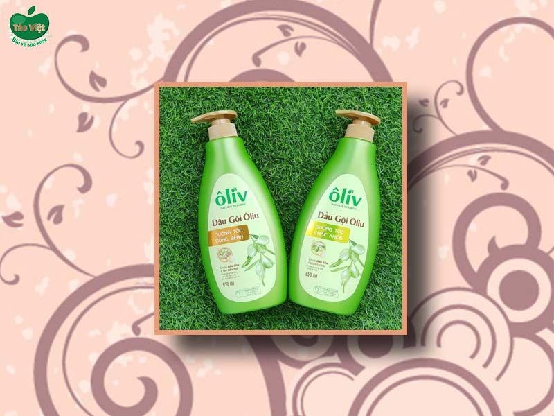 Dầu gội dưỡng tóc Olive Natural Nourish