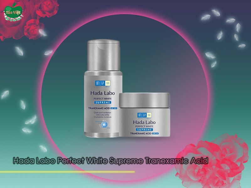 Hada Labo Perfect White Supreme Tranexamic Acid