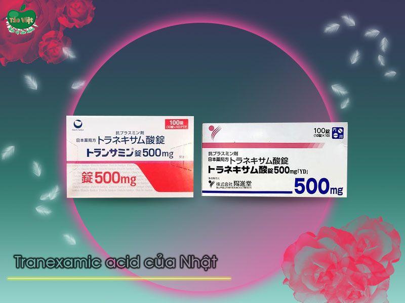 Tranexamic acid của Nhật