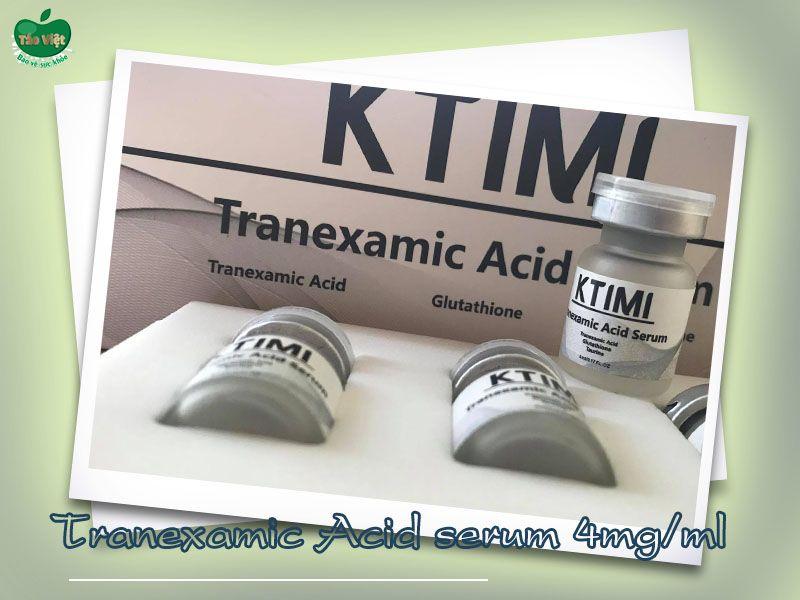 Tranexamic Acid serum 4mg/ml