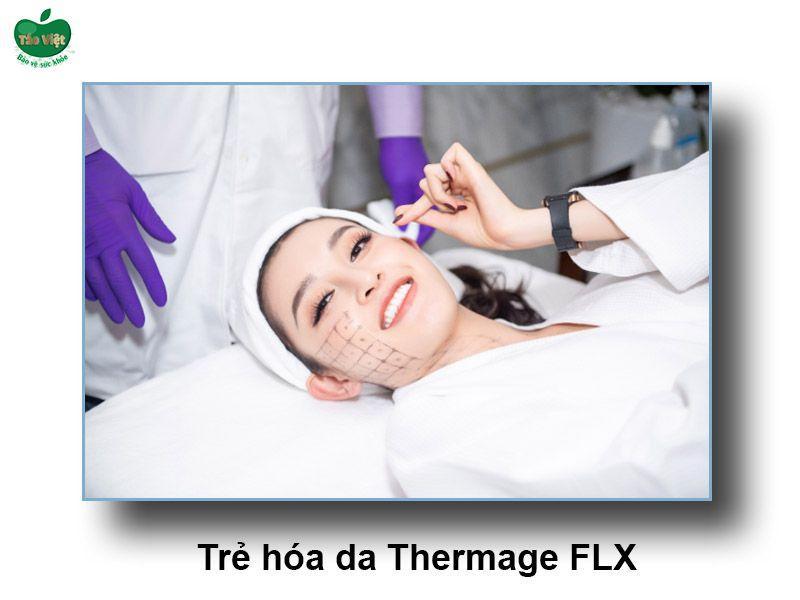 Trẻ hóa da Thermage FLX