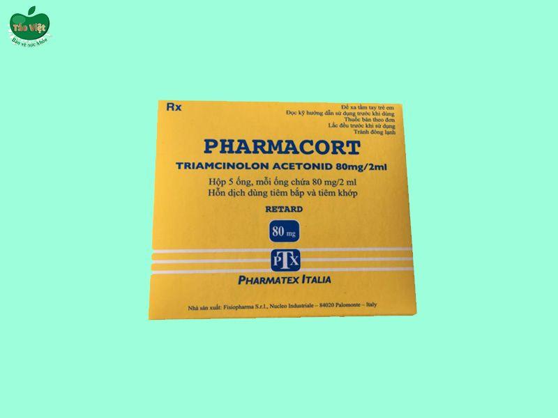 Hộp Pharmacort