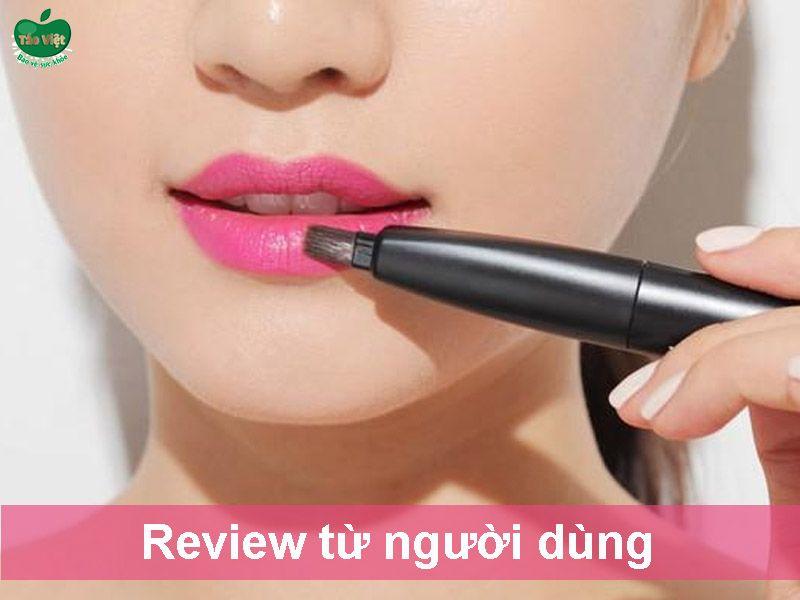 Review về son Dior Addict Lip Tattoo