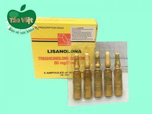 Thuốc Lisanolona