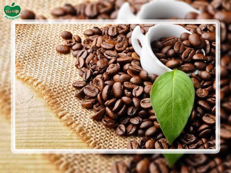 Ngoài nhuộm tóc, cafe còn có tác dụng tẩy tế bào da chết hiệu quả